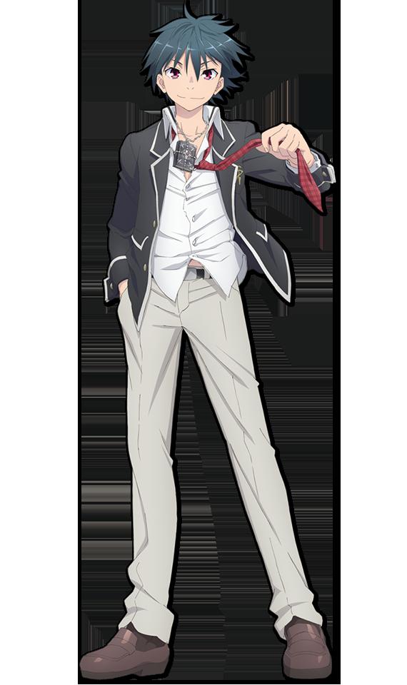 Trinity 7 Anime Characters : 春日アラタ character tvアニメ「トリニティセブン」公式サイト