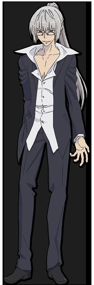 Ã�ブリア学園 ŭ�園長 Character Tvアニメ「トリニティセブン」公式サイト